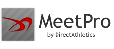 MeetPro from DirectAthletics